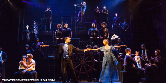 titanic musical see live get tickets broadway pittsburgh