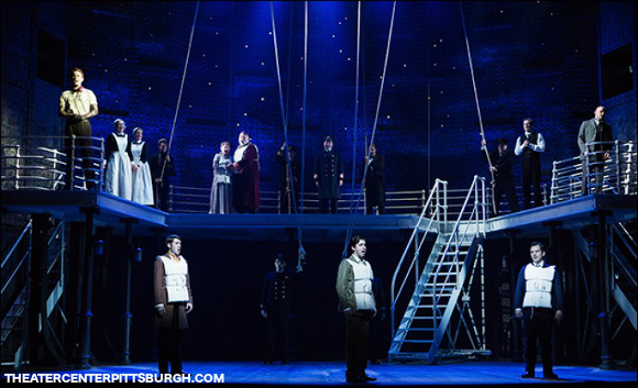 the titanic musical see live benedum center pittsburgh buy tickets