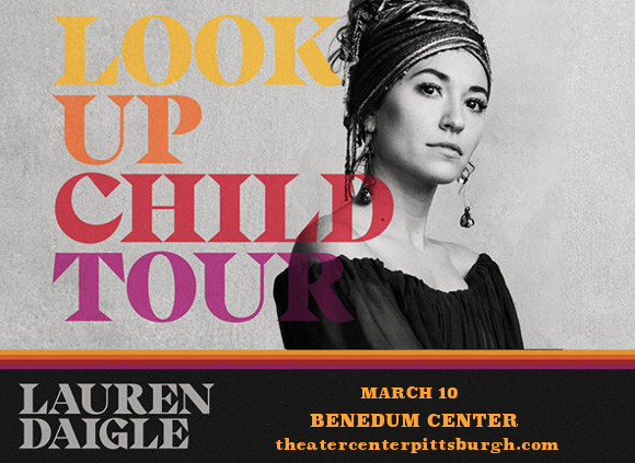 Lauren Daigle at Benedum Center