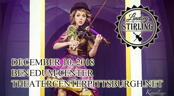 Lindsey Stirling at Benedum Center