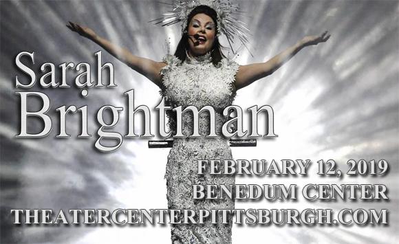 Sarah Brightman at Benedum Center