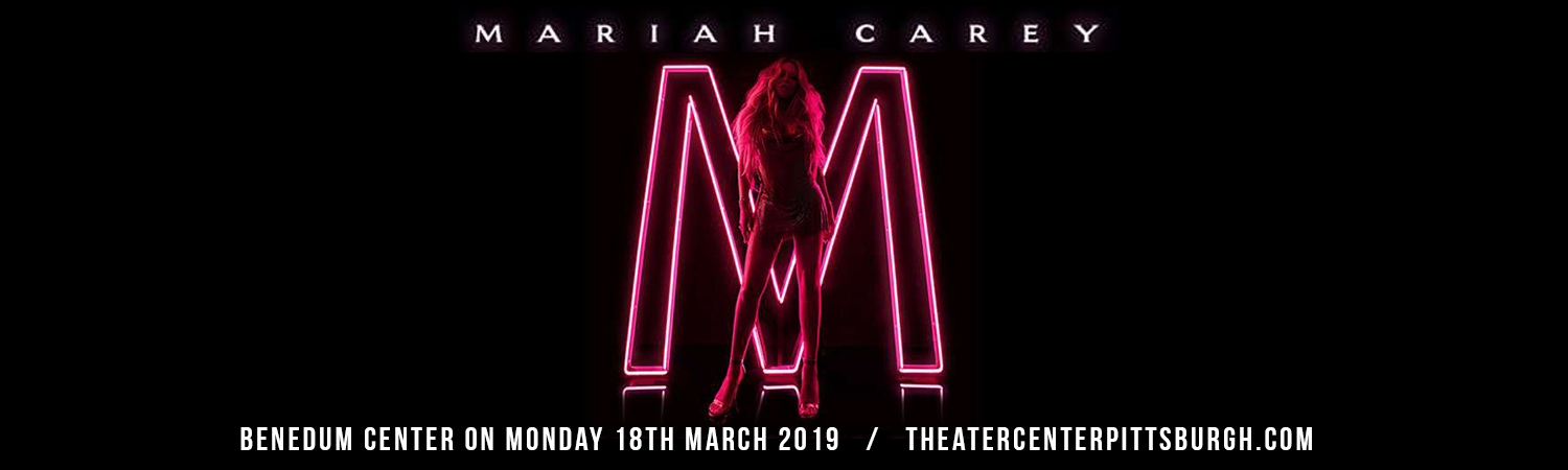 Mariah Carey at Benedum Center