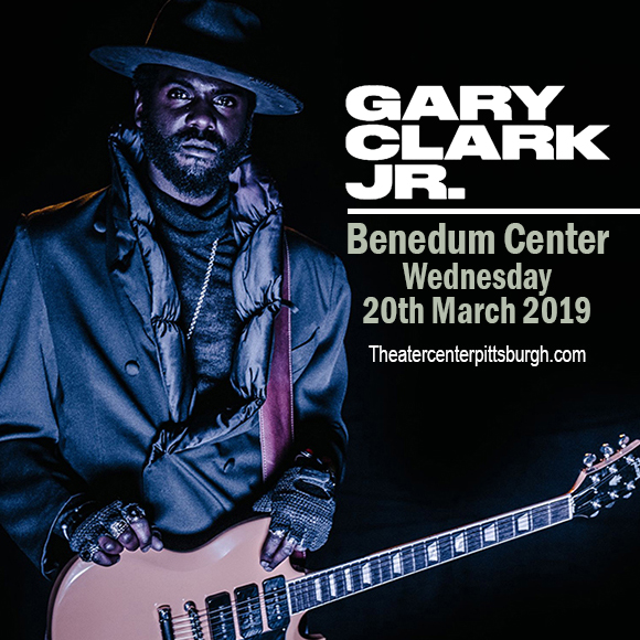 Gary Clark Jr. at Benedum Center