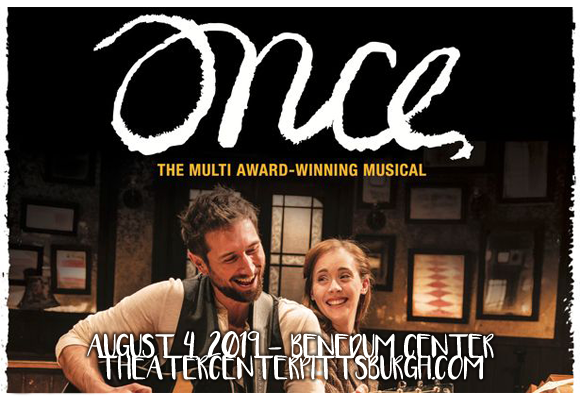 Once - A New Musical at Benedum Center
