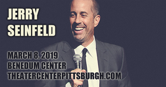 Jerry Seinfeld at Benedum Center