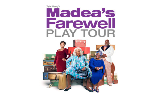 Tyler Perry's Madea's Farewell Play at Benedum Center