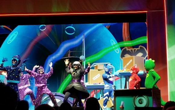 PJ Masks at Benedum Center