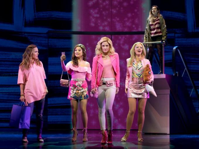 Mean Girls at Benedum Center