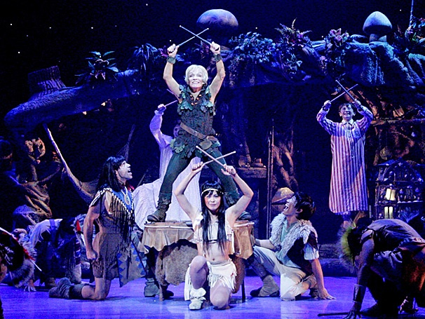 Peter Pan at Benedum Center