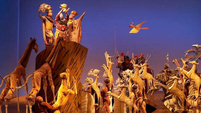 The Lion King at Benedum Center