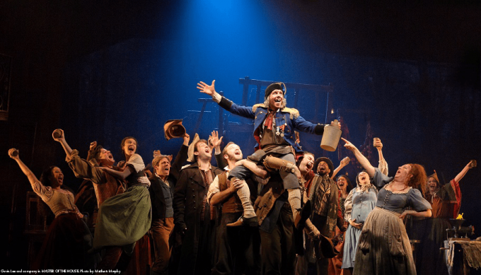 Les Miserables at Benedum Center