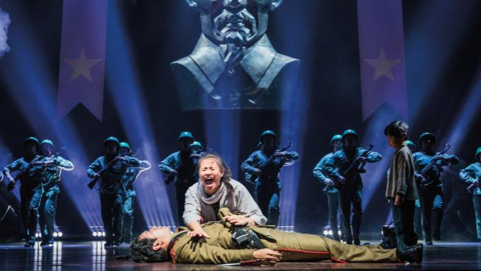 Miss Saigon at Benedum Center