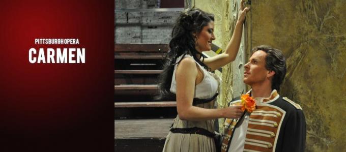 Pittsburgh Opera: Carmen at Benedum Center