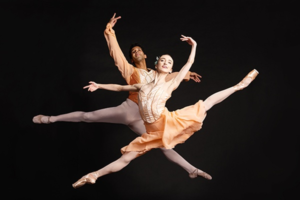 Pittsburgh Ballet Theatre: Balanchine & Tchaikovsky at Benedum Center