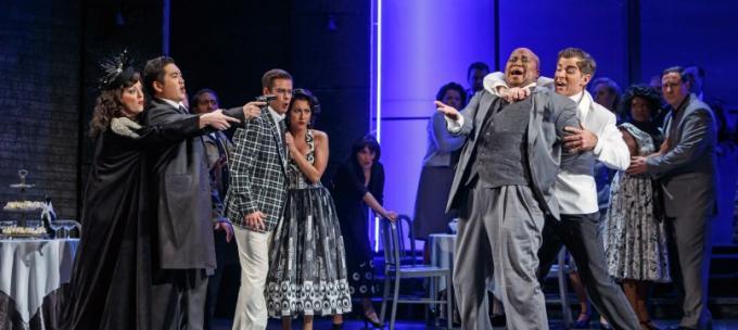 Pittsburgh Opera: Norma at Benedum Center