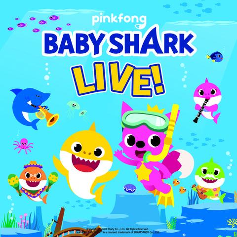 Baby Shark Live! at Benedum Center