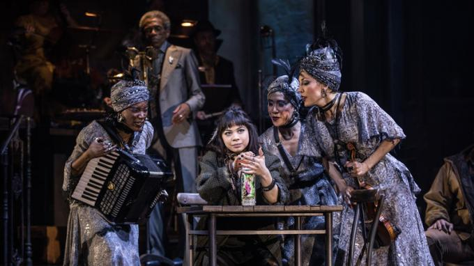 Hadestown at Benedum Center