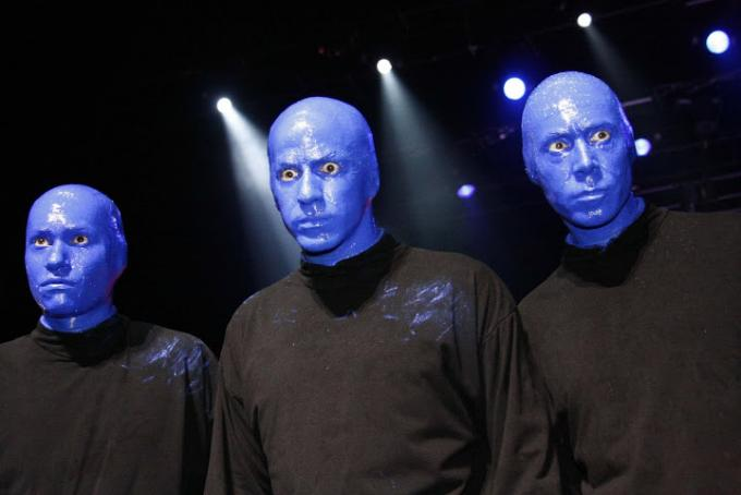 Blue Man Group at Benedum Center