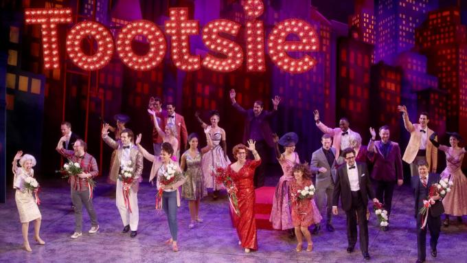 Tootsie - The Musical at Benedum Center