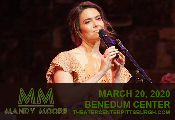 Mandy Moore [CANCELLED] at Benedum Center