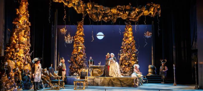 Pittsburgh Opera: Rusalka [CANCELLED] at Benedum Center