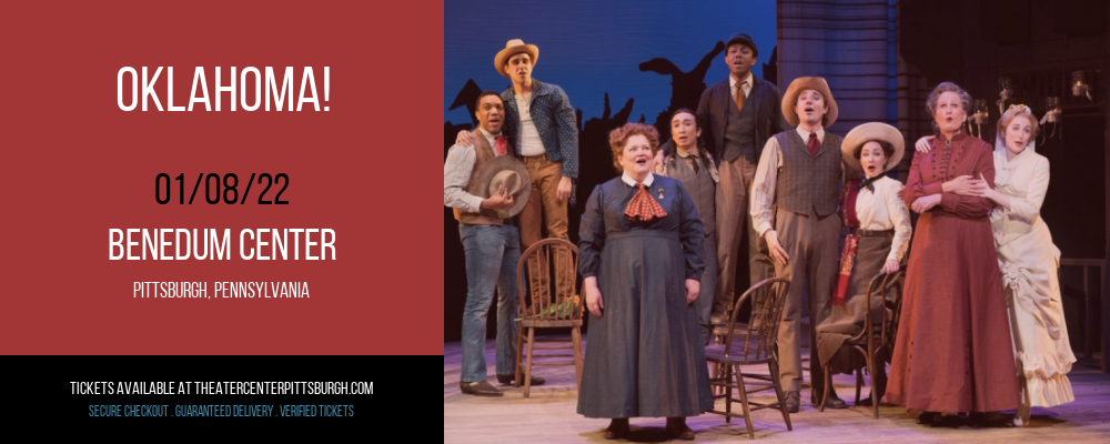 Oklahoma! at Benedum Center