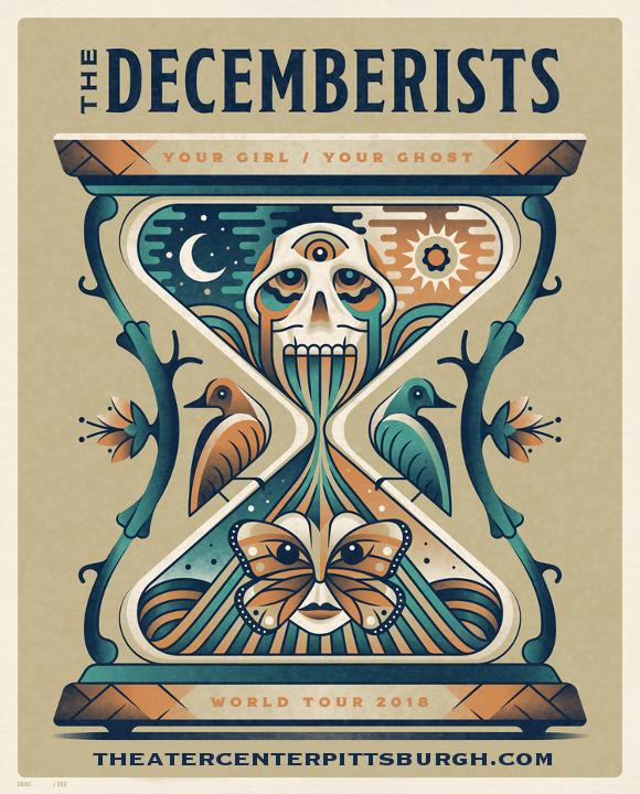 The Decemberists at Benedum Center