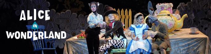 Pittsburgh Ballet Theatre: Alice In Wonderland [CANCELLED] at Benedum Center